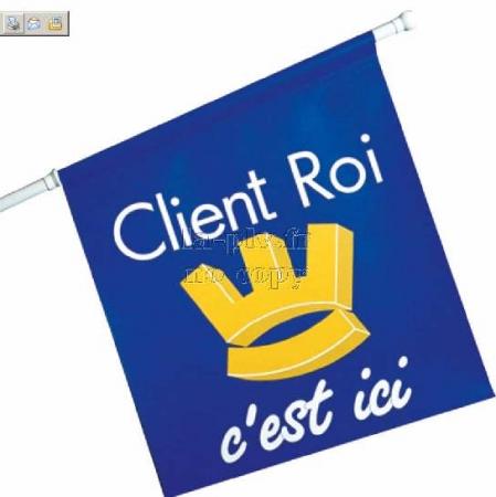 Le client est roi